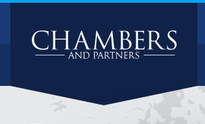Ranked in Chambers and Partners 2017