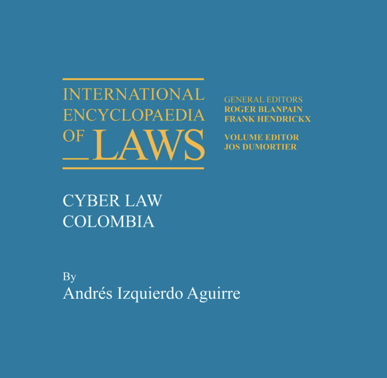 Our Cyber Law Book, by Wolters Kluwer
