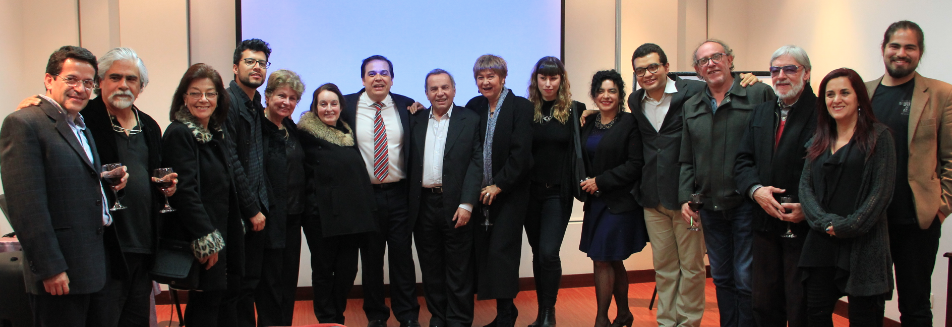 Uniandinos – Conference Intelectual Property and the Entertainment Business