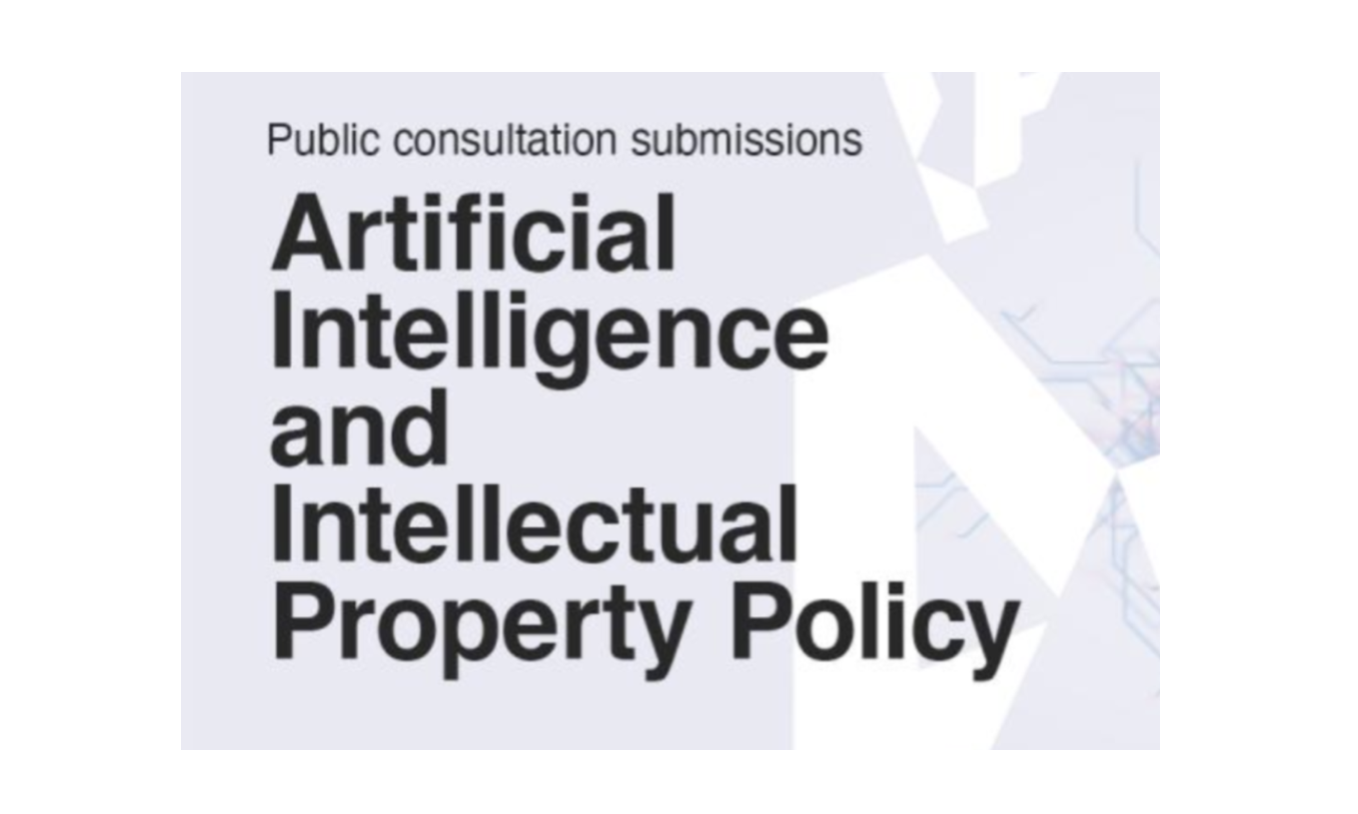 Draft issues paper on Intellectual Property policy and Artificial Intelligence – WIPO